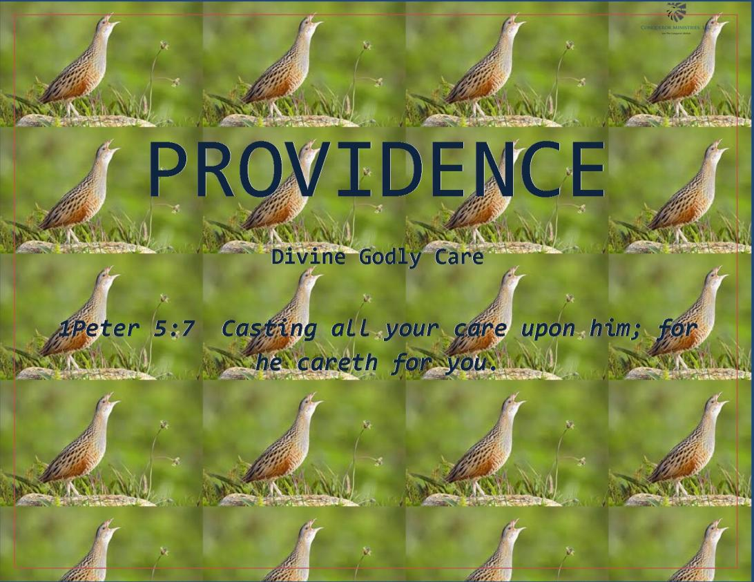 Providence defined